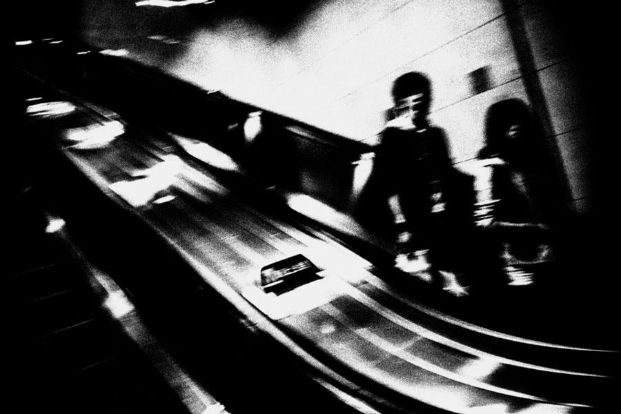photographs : unravel : 9
